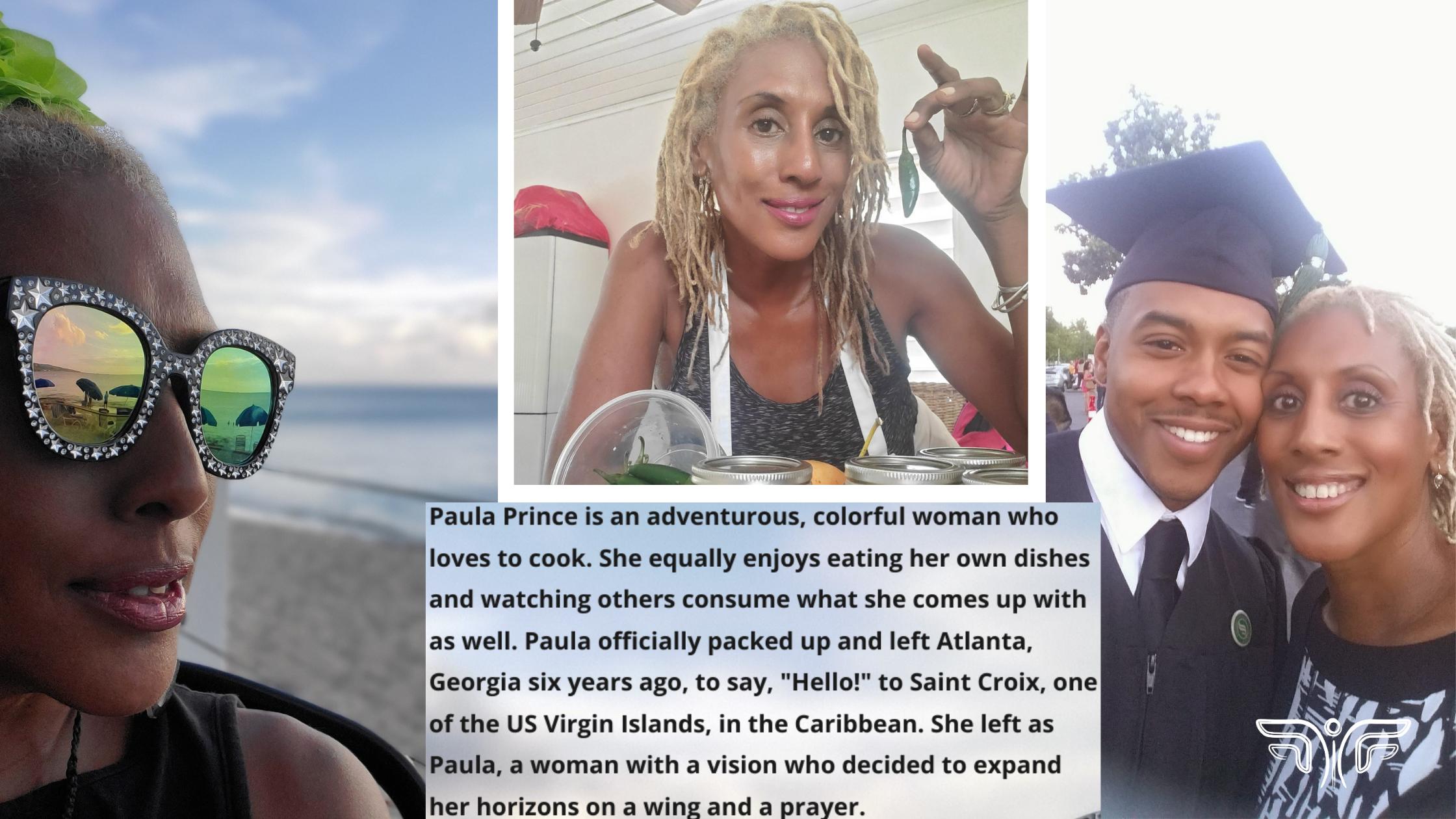 The Caribbean Life - Flourish Digital Magazine - Chloé Taylor Brown